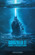 Filmposter Godzilla II King Of The Monsters